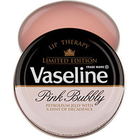 Limited Edition Pink Bubbly Lip Therapy - VASELINE | selfridges.com