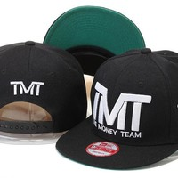 Perfect TMT Maple Snapback hats Women Men Embroidery Sports Sun Hat Baseball Cap Hat
