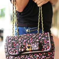 Cherry Blossom Handbag by Betsey Johnson