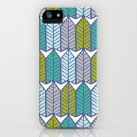 Arboretum | Leafy Greens iPhone & iPod Case by Heather Dutton