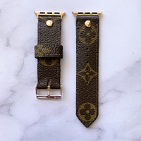 Ready to Ship LV Apple Watch Buckle Band in XXS 38/40mm