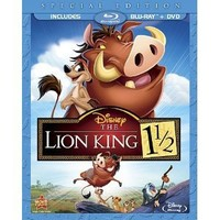 The Lion King 1 1/2 Special Edition (Two-Disc Blu-ray/DVD Combo in Blu-ray Packaging) (2004)