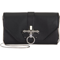 Givenchy Obsedia Clutch with Strap at Barneys.com