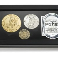 Harry Potter the Gringotts Coin Collection