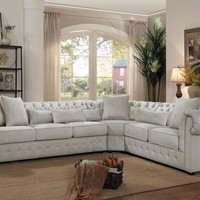 Savonburg Chesterfield Style Sectional