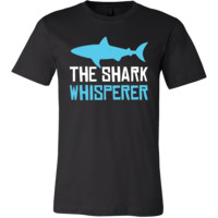 Shark Shirt - Shark Whisperer - Animal Lover Gift