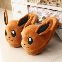2016 Women Anime Cartoon Slippers Home House Shoes