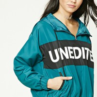 Unedited Graphic Windbreaker