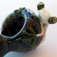 Glass pipes Jump around