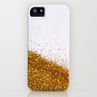 Glitter Is My Favorite Color II (photo of glitter) iPhone Case by Galaxy Eyes | Society6