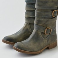 Matisse Mechanic Boot, Tan | American Eagle Outfitters