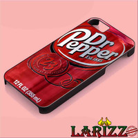 Dr pepper for iphone 4/4s/5/5s/5c/6/6+, Samsung S3/S4/S5/S6, iPad 2/3/4/Air/Mini, iPod 4/5, Samsung Note 3/4 Case *002*