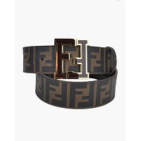 FENDI Women's Fashion High Quality Belt F #3