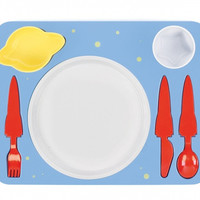 Space Tray | Kid's Dining Tray