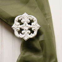 Curtain Tie Back - Choose your Color - Colorful Cast and Crew