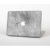 """The Concrete Grunge Texture Skin Set for the Apple MacBook Pro 15"""" with Retina Display"""