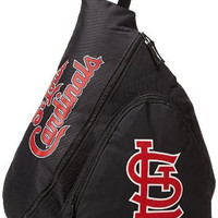 MLB St. Louis Cardinals Slingback, Medium, Black