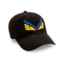 ONETOW Posh Dad Hat 'Don't Get Me Angry' in Black