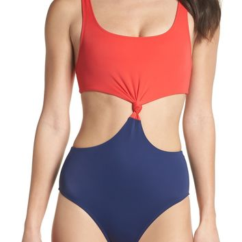 Solid & Striped The Bailey One-Piece Swimsuit   Nordstrom