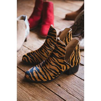 Pronto Ankle Boot, Tiger | Coconuts by Matisse