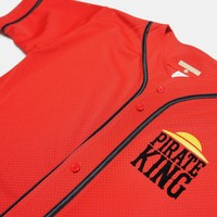 *PRE ORDER* Pirate King Baseball Jersey (Black Friday Special)