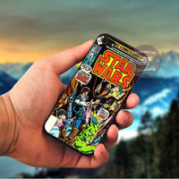 Star Wars Marvel Comics Group cover case for iPhone 4 4S 5 5C 5 5S 6 Plus Samsung Galaxy s3 s4 s5 Note 3