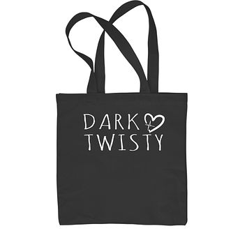 Dark And Twisty Shopping Tote Bag