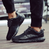 Free shipping Brand Somix Men Sport Shoes 2016 New Spring Fashion Running Shoes for Men Athletic Shoes Size 39-44 Zapatos Hombre