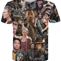 The Walking Dead Paparazzi T-Shirt