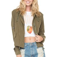 Brandy ♥ Melville    Hailey Jacket - Just In