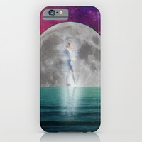 Passing Shadow iPhone & iPod Case by Shawn King