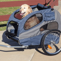Hound About Classic Bike Trailer - Large