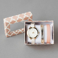 ROSALIE BOXED WATCH SET