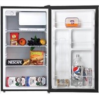 Midea Dorm Mini-Fridge - Stay-Cold 4.4 Cubic Feet Dorm Room Supply Mini-Fridge For Your College Dorm