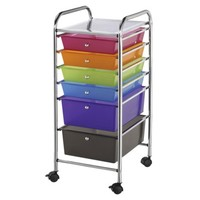 Storage Cart - 6 Drawer