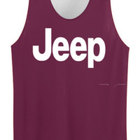 Jeep Mesh Jersey