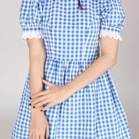 Made To Order - Mia Gingham Dress