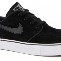 Nike SB Stefan Janoski SE-Black/Black-White Gm-Light Brwn