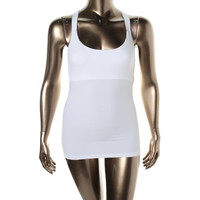 Spanx Womens Racerback Slimming Shaping Tank