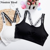Yoga Sports Bra Top Push Up Fitness Breathable Sportswear Women T Shirt Sport Yoga Top Running Shirt Gym Clothes Sports Shirts