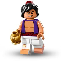 Disney Lego aladdin minifigures new with opened foil