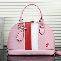 Louis Vuitton LV Women Fashion Leather Handbag Tote Crossbody Shoulder Bag Satchel