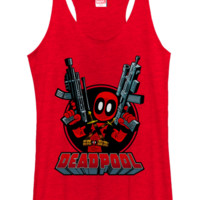 Deadpool Racerback Tee