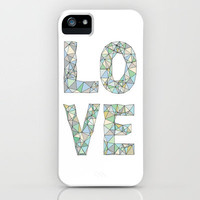 A Four Letter Word iPhone Case by Skye Zambrana | Society6