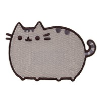 Pusheen the Cat Iron On Patch