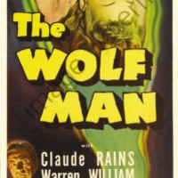Wolfman The Movie Poster Insert 14x36 #01