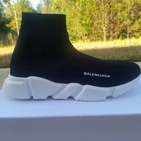 Balenciaga speed trainer size 10