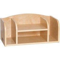 Guidecraft Classroom Furniture Low Desk Organizer - Walmart.com