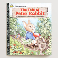 The Tale of Peter Rabbit, a Little Golden Book - World Market