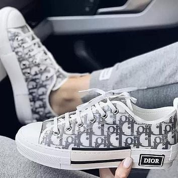 Dior B23 High-Top Sneakers Shoes